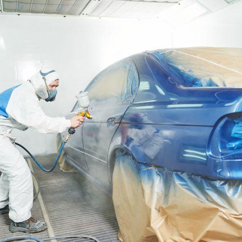 auto-painting